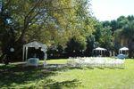 Amplio parque de Quinta La Aparecida