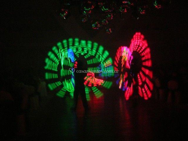 Show de luces