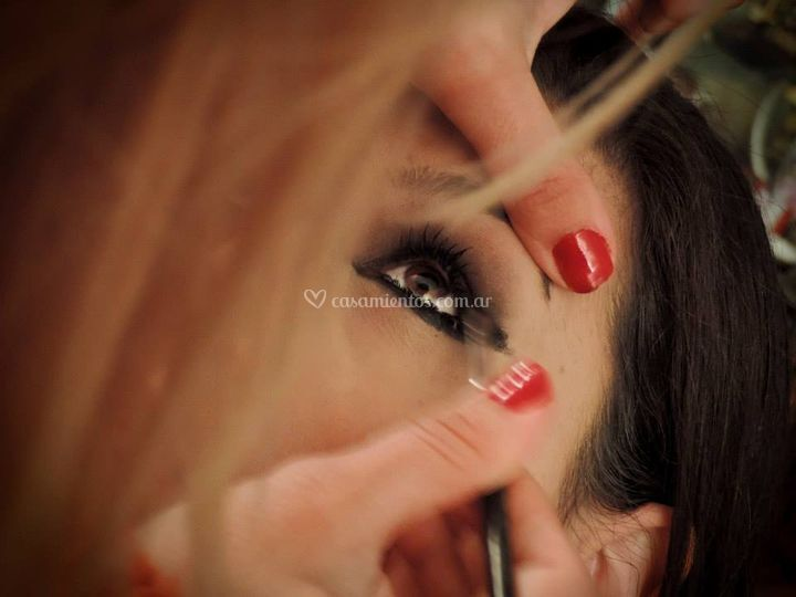 Verónica Dematteis Maquillaje