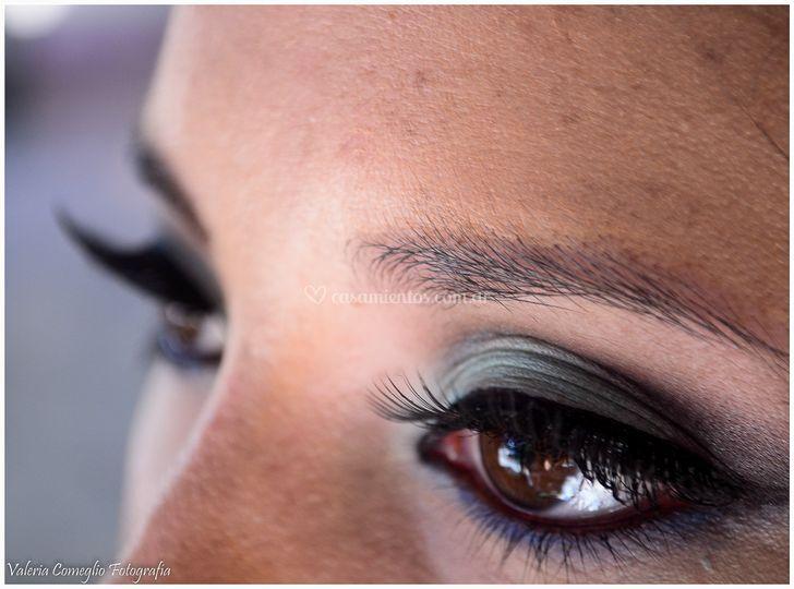 Make up elegante de día