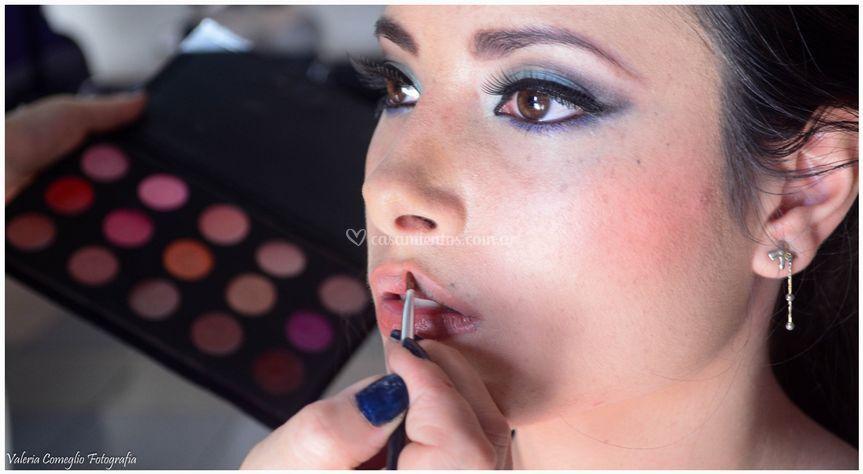 Silvana Lirosi Make Up