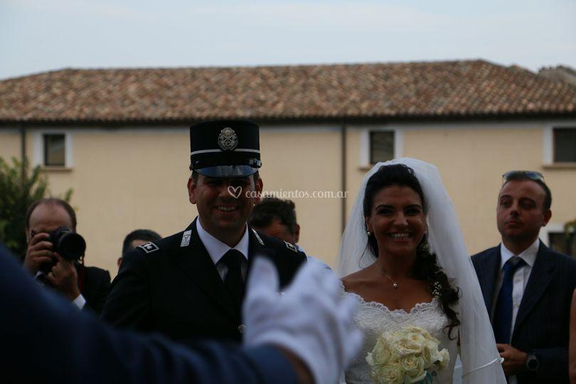 Dolores y Fabio