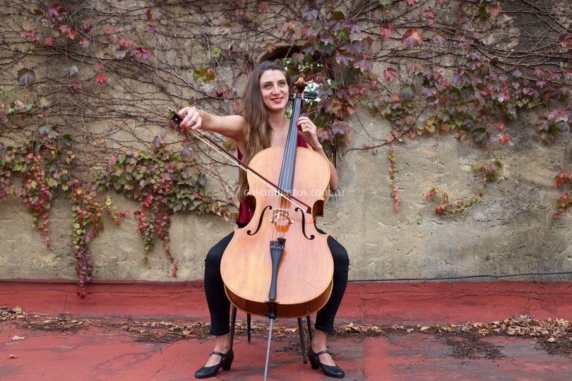 Julia Kurtz - Violoncello