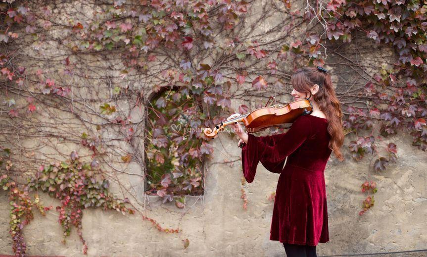 Victoria Chiapparo - Viola