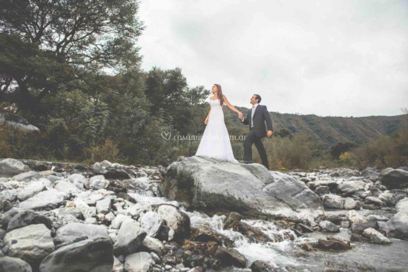 Belleza y paisaje post boda