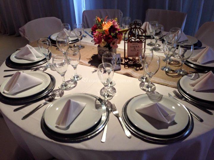 Banquetes de alta calidad