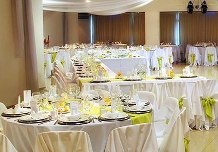 Armado de banquetes elegante