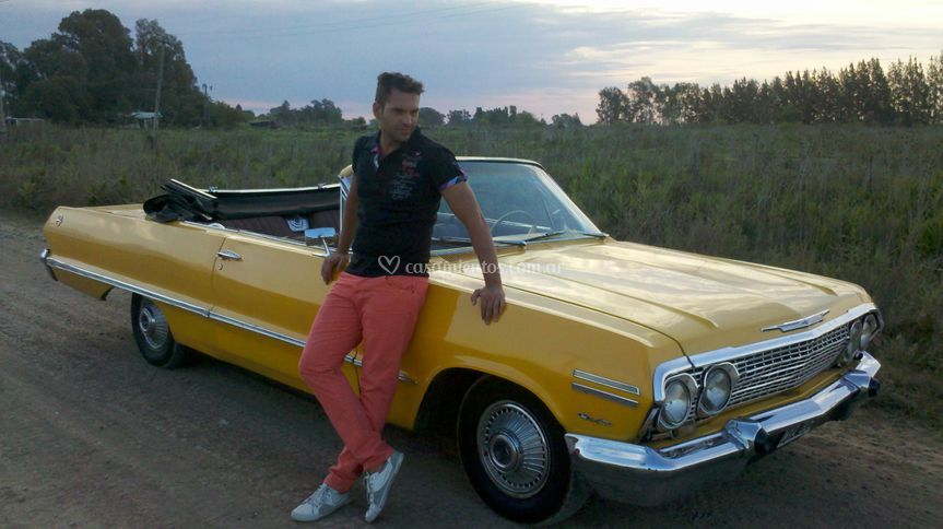 Impala 1963 convertible
