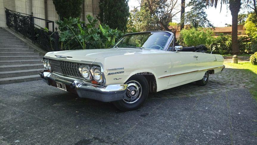 Chevrolet impala crudo