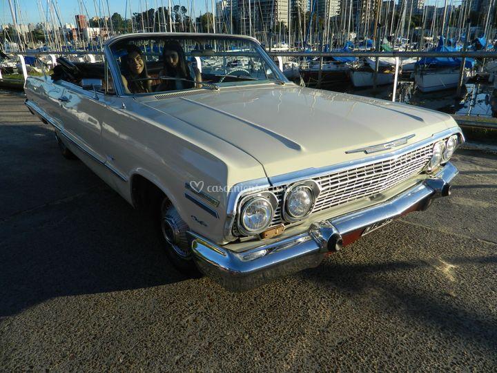 Chevrolet impala 1963 converti
