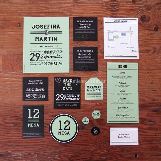 Invitacion cartel