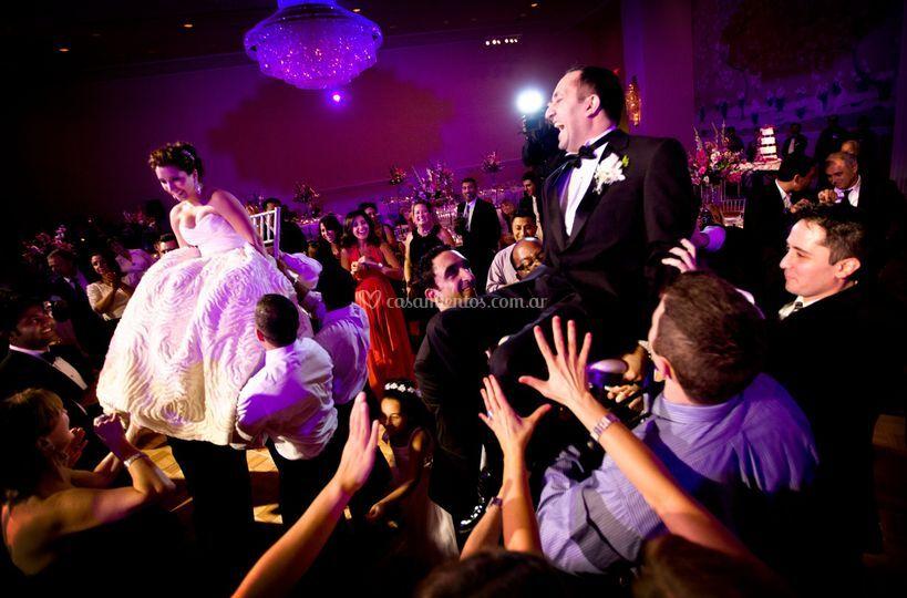 Ser parte de tu casamiento
