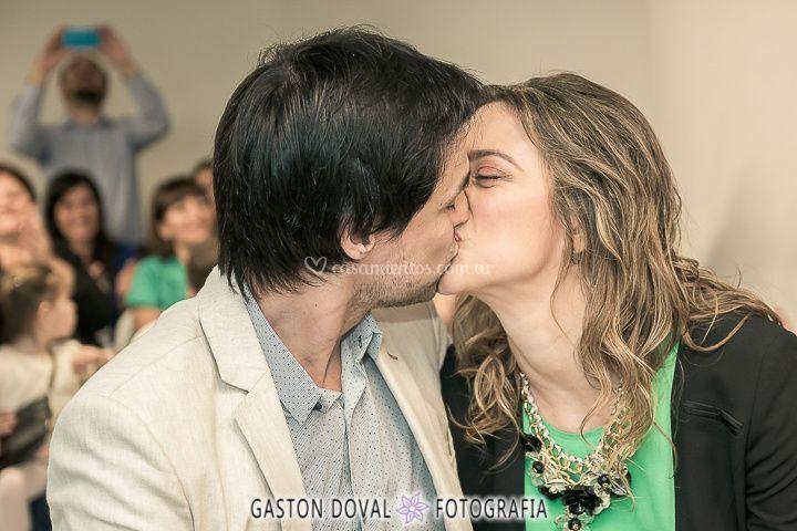 El beso de amor