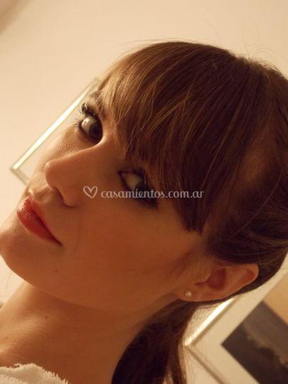 Maquillaje ideal para su casamiento