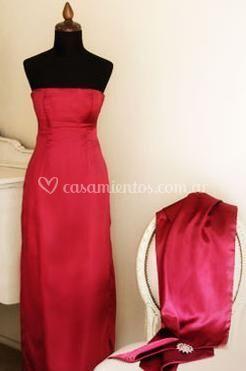 Vestidos elegantes y muy femeninos para madrinas