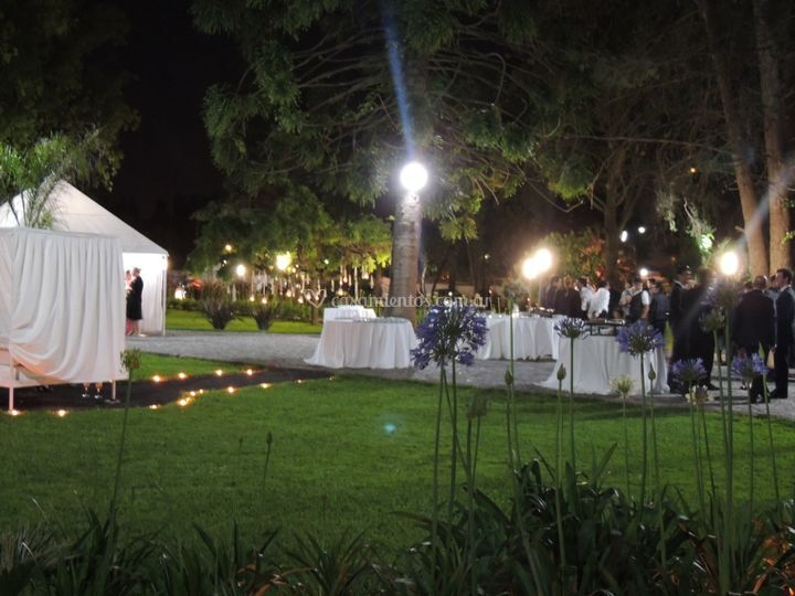 Recepcion villa herminia