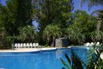 Pileta paradisiaca 23x13mts de Quinta JR Ranch