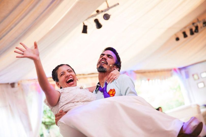 Casamiento Flor y Gere