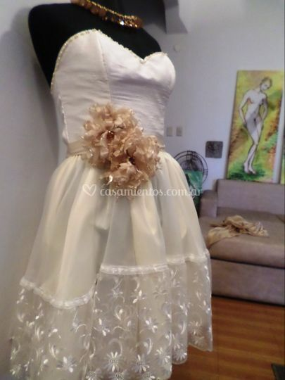 Daniel ifer vestidos de novias y fiestas