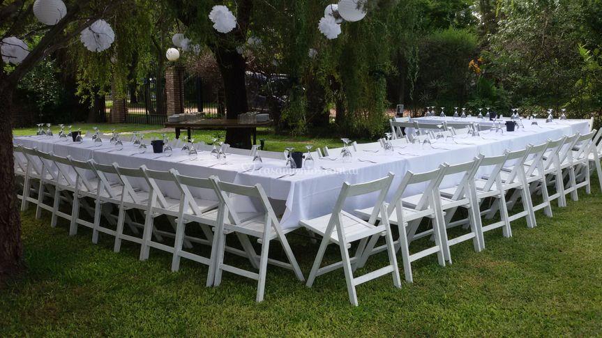 Arman el banquete
