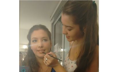 Gianina Orionte Makeup 2