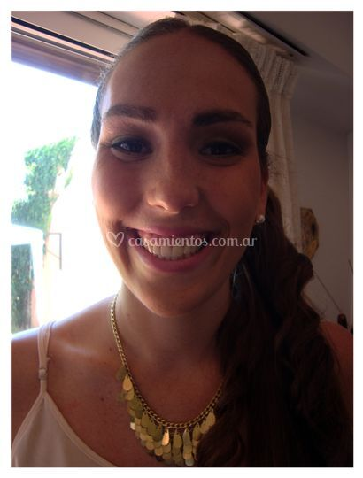 Maquillaje | novia civil