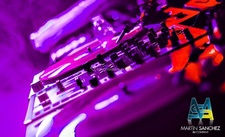 Martín Sanchez DJ de Martín Sánchez DJ