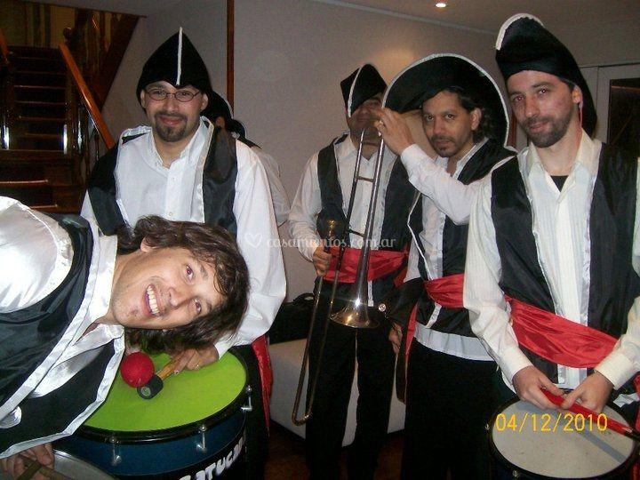 Batucada Pirata