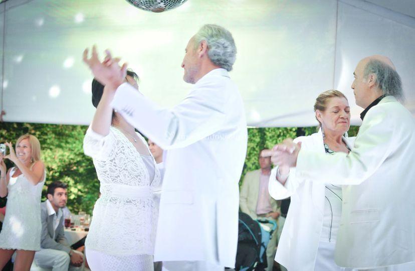 Baile de los padres de los novios