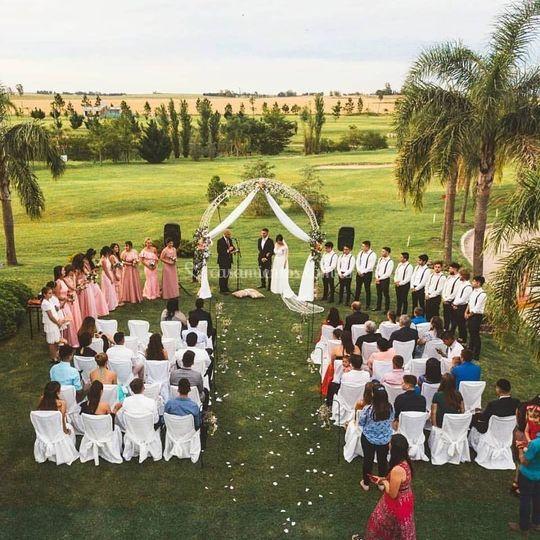 Ceremonia día