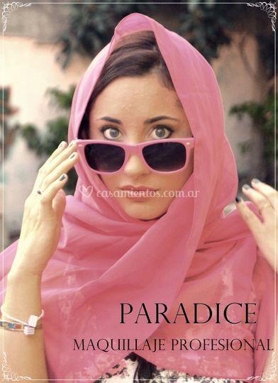 Make up novia árabe