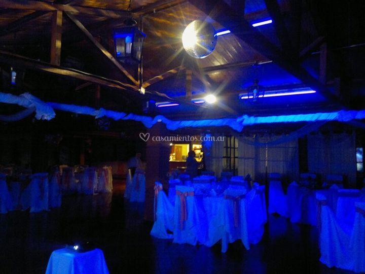 Iluminación profesional