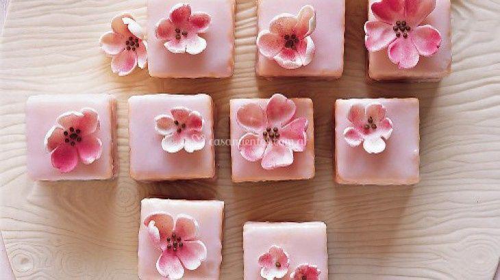 PetitfFours de cereza