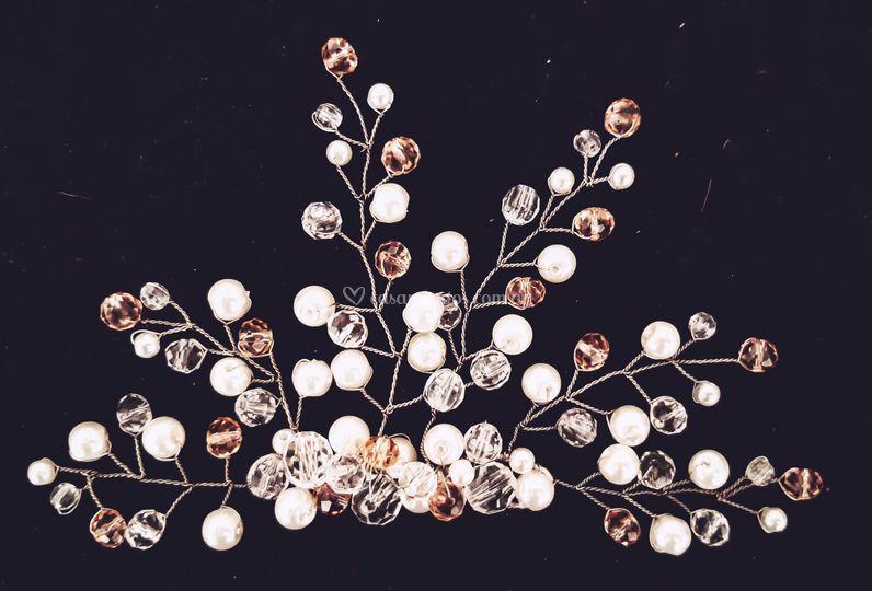 Ramillete de cristales