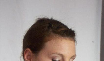 Andrea Gil Ferro Make Up 1