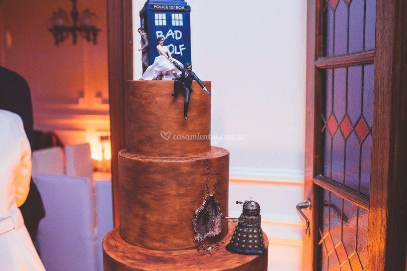 Temática Dr Who