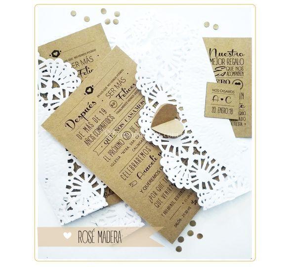 Mensajes con papeles!