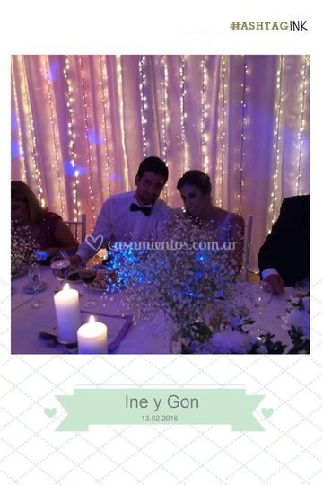 Inés y Gonzalo