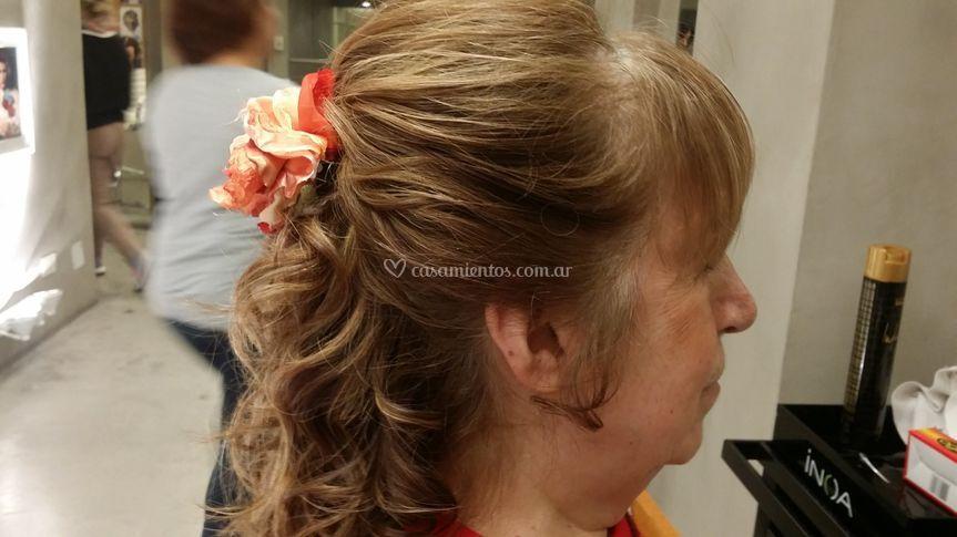 Peinado mas delicado
