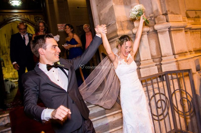Vestido de novia y velo p Ale