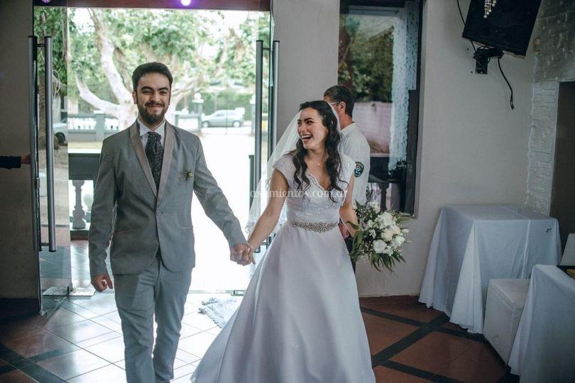 Vestido de novia - Boda
