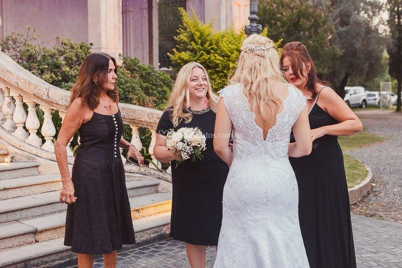 Boda- Wedding dress