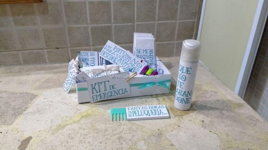 Kit para baño
