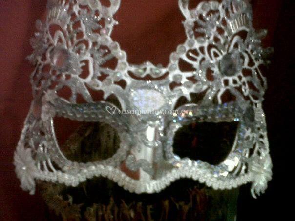 Máscara novia