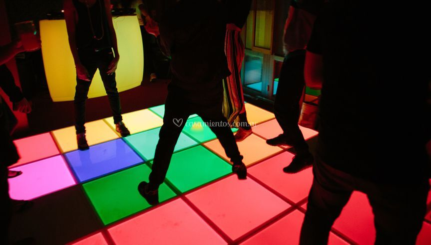 Led Dancing Floor