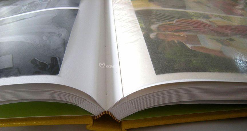 Álbum para sus fotografías