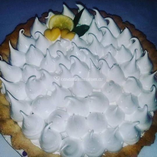 Clasico lemon pie