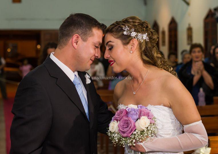 Paula y Jesús de Karina Pellasio & Fernando Ortega Fotografía