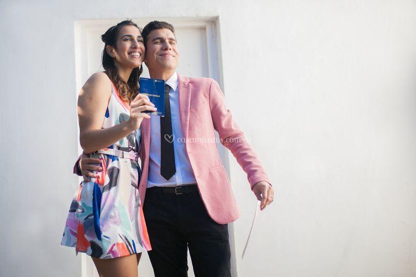 Civil Luis y Ana