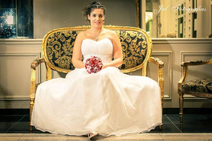 Ramo de novia Valeria